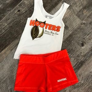 Authentic Hooter Girl Uniform